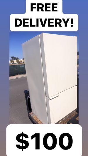 Top Fridge French Door Freezer for Sale in Huntington Beach, CA
