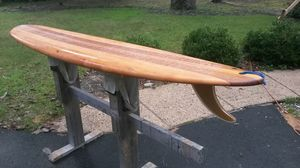 Wood surfboard for Sale in Medford, NJ