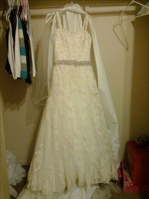 Allure Wedding Dress for Sale in Arlington, TX