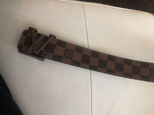 Louis Vuitton belt for Sale in Washington, DC
