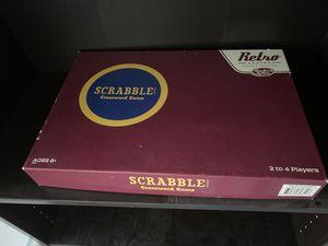Scrabble Retro Series for Sale in Ithaca, NY