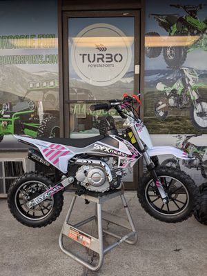 Kids 60cc Dirt bike Nationwide Shipping order at turbopowersports for Sale in Tempe, AZ