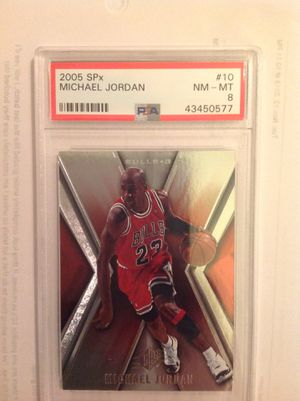 Michael Jordan graded lot of 7 Cards for Sale in Garden Grove, CA