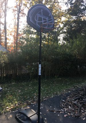 Basketball Hoop 8' rim for Sale in Alexandria, VA