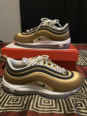 Air Max 97 Ale Brown/Black-Elemental Gold for Sale in Orlando, FL