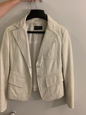 Leather jacket size S for Sale in Carol Stream, IL