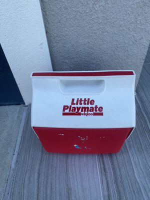 Little playmate cooler for Sale in Wimauma, FL