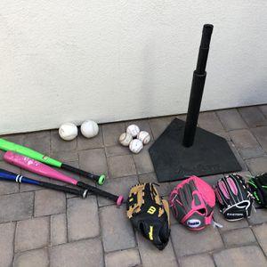 Kids Baseball / Softball Accessories - Read the description for Sale in Gilbert, AZ