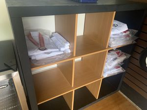 9 space cubby/storage shelving or display for Sale in Kirkland, WA
