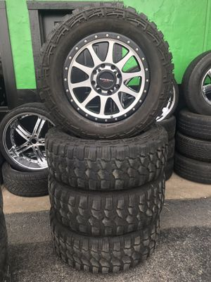 New wheels used tire Specials for Sale in Dallas, TX