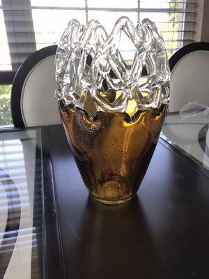 Vase living room decor for Sale in Roselle, IL