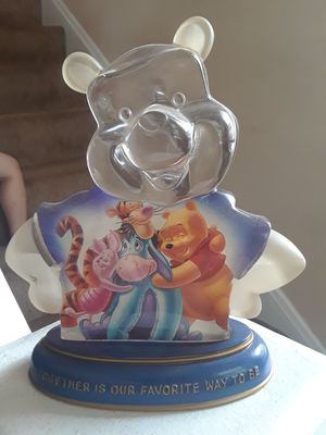 Disney Glass Knick Knack Collection for Sale in Detroit, MI