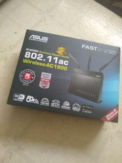 Asus Dual-band Router for Sale in Upland,  CA