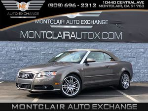 2009 Audi A4 for Sale in Montclair, CA