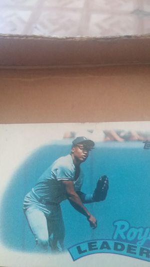 """TOPPS BASEBALL CARD """"BO JACKSON"""" for Sale in Phoenix, AZ"""