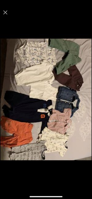 Baby boy clothes 12-18 months for Sale in Las Vegas, NV