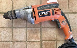Ridgid Corded Drill (PRESTO PAWN) for Sale in Lake Worth, FL