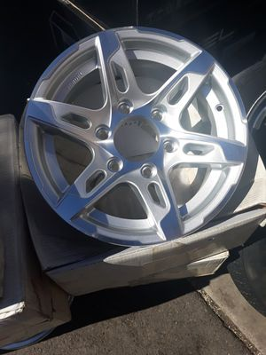 4 new 6 lugs trailers wheels & tires $600 for Sale in Escondido, CA