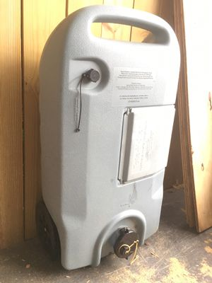 15 gallon camper tank for Sale in Elkton, VA