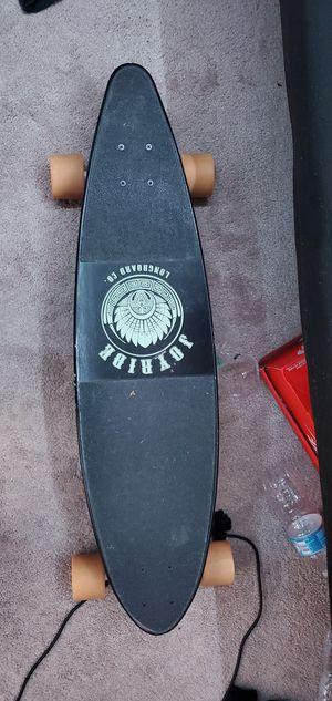 Longboard skateboard for Sale in Chicago, IL