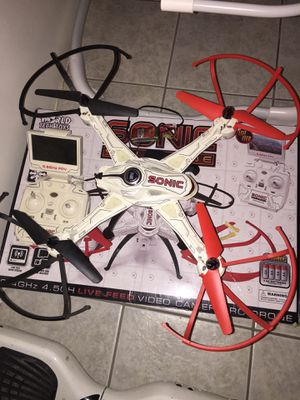 Like new drone just needs battery for Sale in Zephyrhills, FL