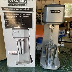 For Sale Waring WDM120 Single Spindle Drink Mixer for Sale in Houston, TX