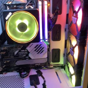 $1100 Pc Ryzen 7 3700x (NO GPU) for Sale in Whittier, CA