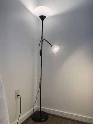 Floor Lamp IKEA NOT for Sale in Alexandria, VA