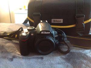Nixon D3000 Camera for Sale in Blacklick, OH