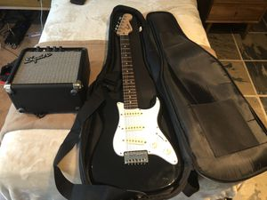 Squire strat starter kit for Sale in Payson, AZ