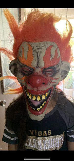 Halloween mask $10 for Sale in North Las Vegas, NV