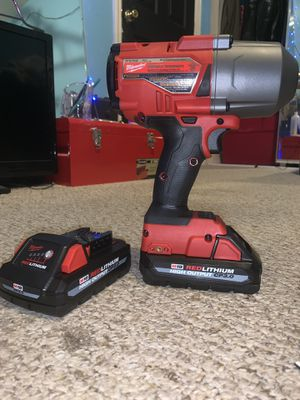 "Milwaukee 1/2"" Square -Ring Impact wrench for Sale in Auburn, WA"