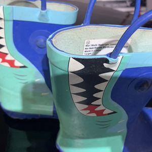 Target Shark Rain boots (size 12) for Sale in Marietta, GA