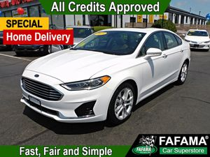 2019 Ford Fusion for Sale in Milford, MA