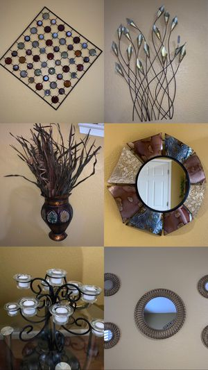Home decor for Sale in Manteca, CA