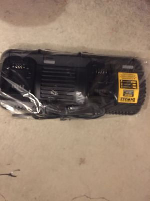New DeWalt Dual Slots Charger For Sale for Sale in Mukilteo, WA