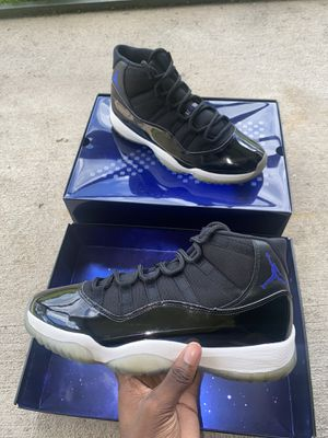 """Jordan 11 Retro """"Space Jams"""" Size 10 for Sale in Orlando, FL"""