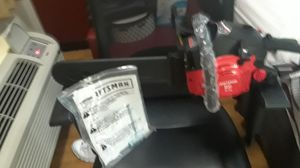 CRAFTSMAN chainsaw brand new has never been started hasn't had oil or gas put in it has all paperwork so you can send it in for the warranty for Sale in OH, US