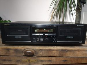 Onkyo tape deck VINTAGE for Sale in Portland, OR