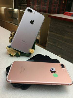 Unlocked IPhone 7 plus for Sale in Shoreline, WA