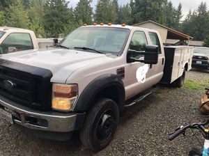 2009 f450 ford powerstroke service truck for Sale in Graham, WA