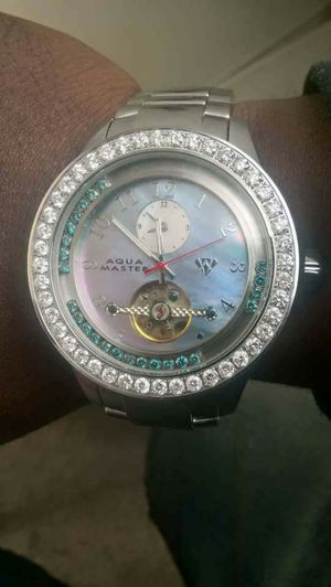 Aqua Master watch for Sale in Fresno, CA