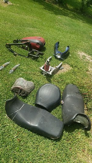 Motorcycle parts for Sale in Alvin, TX