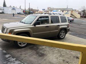 2007 jeep patriot for Sale in Stockton, CA