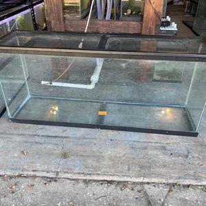 55 Gallon fish tank Reptile Aquarium Screen Lid Top for Sale in Orlando, FL