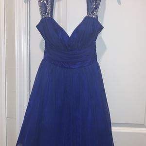 Blue Party/prom Dress for Sale in Mount Airy, MD
