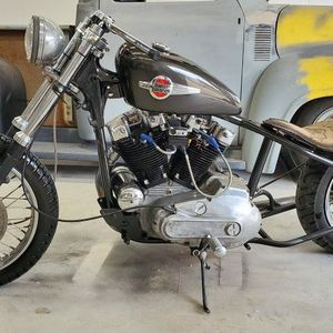 1975 Hardtail Harley Bobber for Sale in Goodyear, AZ