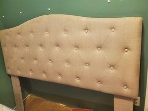 Upholstered Full sz Headboard for Sale in Wichita, KS