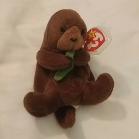 20f2a690564 Seaweed Beanie Baby MWMT for Sale in Rockmart