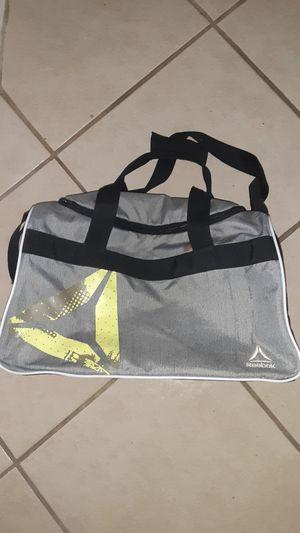 Reebok gym bag / duffle bag for Sale in Bakersfield, CA